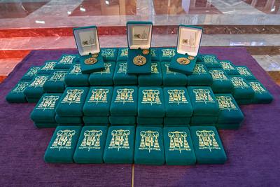 2018 Saint Joseph Medals of Appreciation