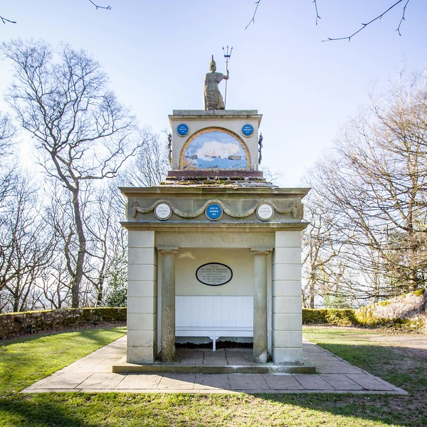 The Kymin Round House & Naval Temple at Monmouth 58