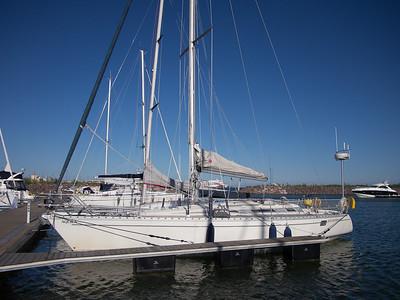 Sailing Helsinki-Tammisaari sailing 2-3.7.2012