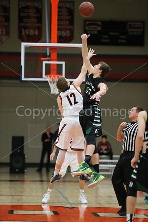 2015-16 Boys High School Basketball