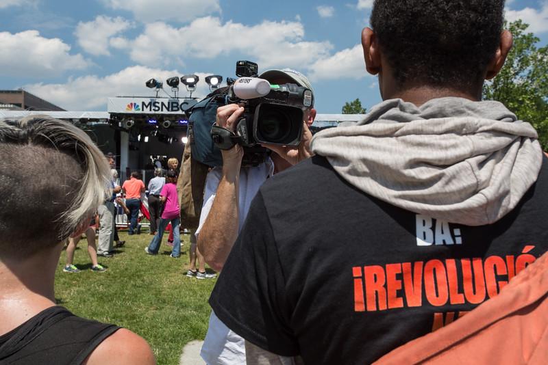 Televising Revolutionaries