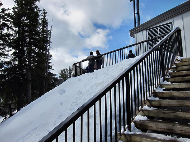 Banff, BC, Banff Gondola, and Bow River