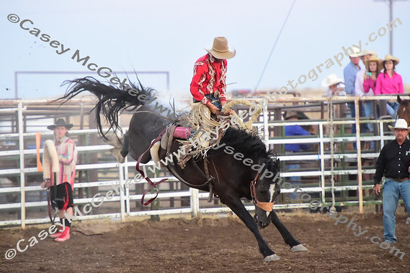 Shoshone Rodeo 7/27