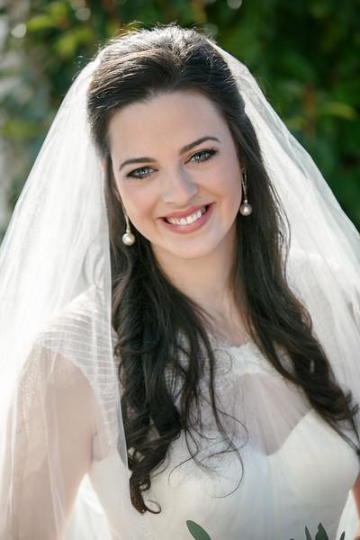 Laura and AJ - Bridal Portraits