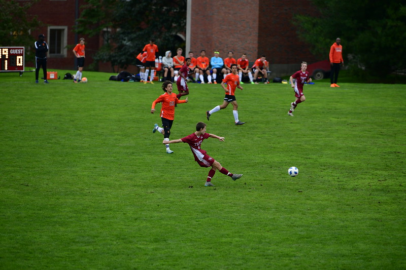 Boys' Varsity Soccer v Suffield