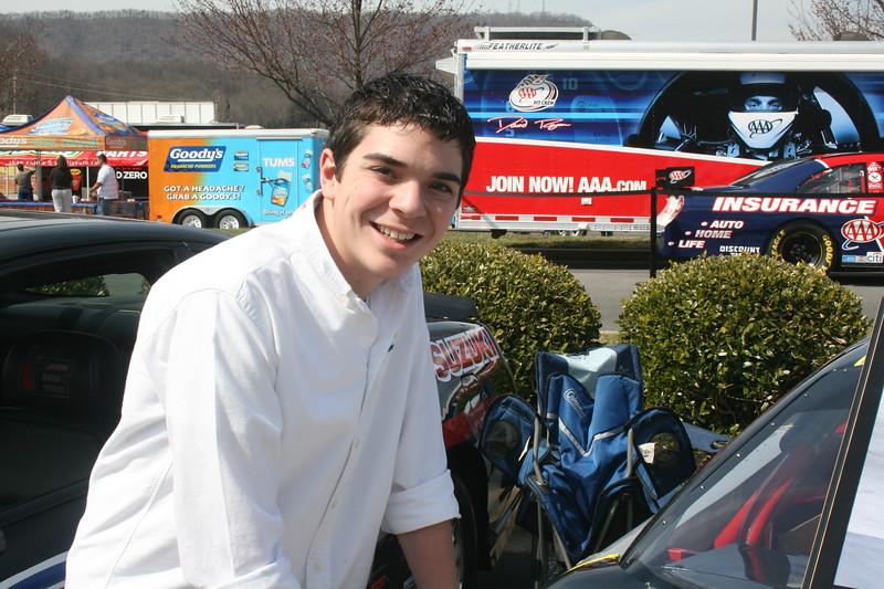 2008 - Bristol NASCAR