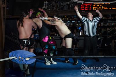 Bootie: 28 Nov 2015: Mashup Wrestling