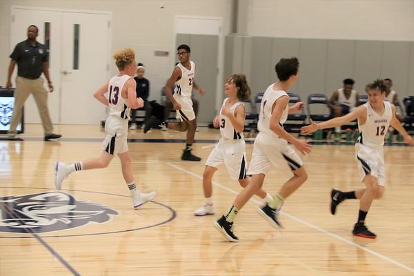 St. Francis  Wolves - US - JV Basketball - 2019-20