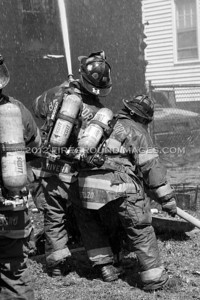Lincoln Ave. Fire (Bridgeport, CT) 4/9/12