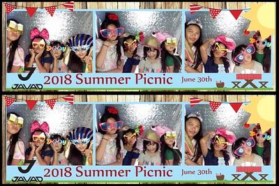 Javad Summer Picnic 2018