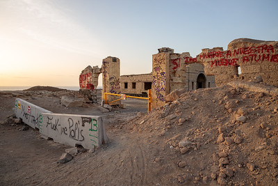 Sanatorio de Abades