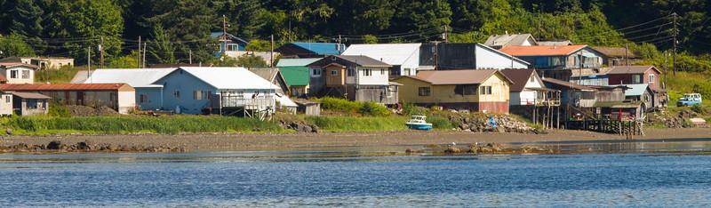 Alaska Kake Native town