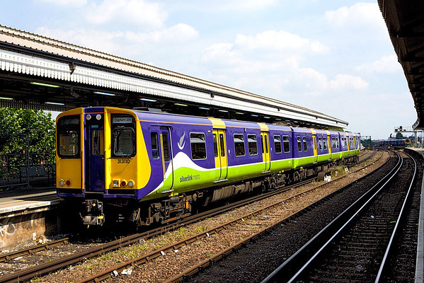 Silverlink Trains: All Images