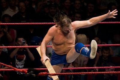 2007 WWE Raw Survior Series - Sydney