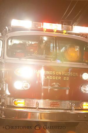 2010-10-30 Dobbs Ferry Fire