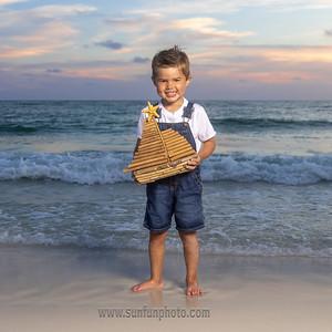 Elliott Family Panama City Beach 2021
