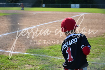 Eli & Riley ~ Baseball