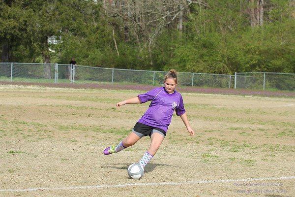 2017-03-25 AYSO Soccer Game