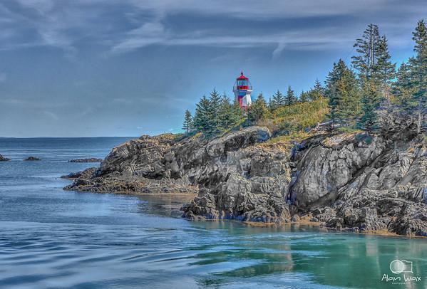 Campobello Island BC / Lubec Maine