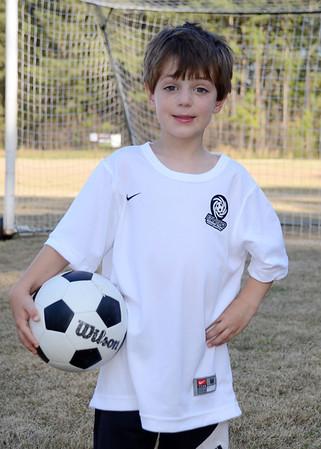 Sarah BYSA Soccer Spring 2014