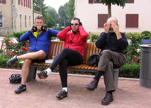 France bike trip September 2006