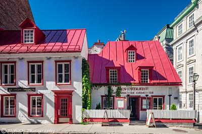Quebec City, August 2020