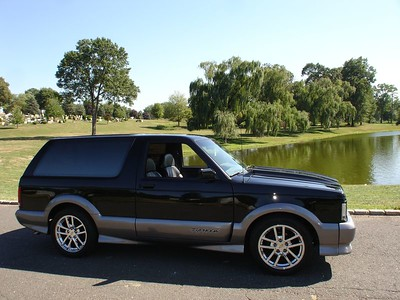 My 1992 GMC Typhoon
