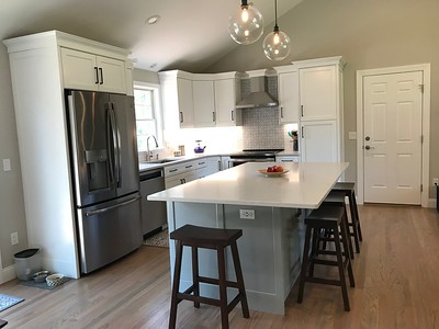Complete Kitchen & Laundry Room Remodels