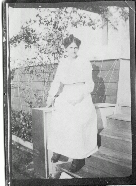 Matilda McCullough Wasson, my mother Evelyn Wasson's grandmother