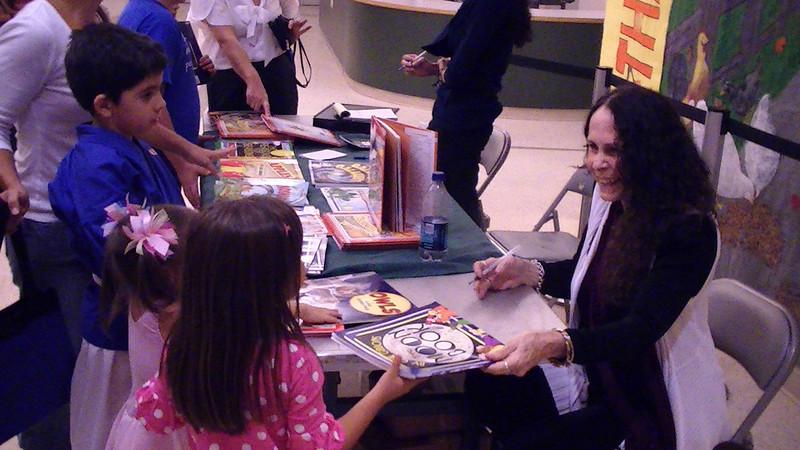 Children's Author Visit: Gail Gibbons
