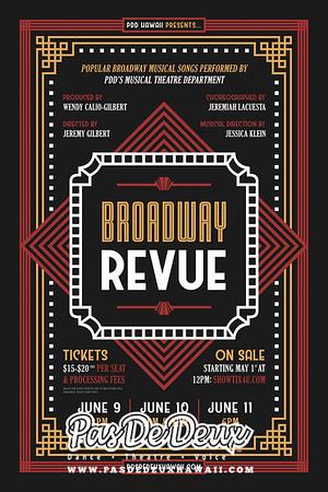 Broadway Revue (2017)