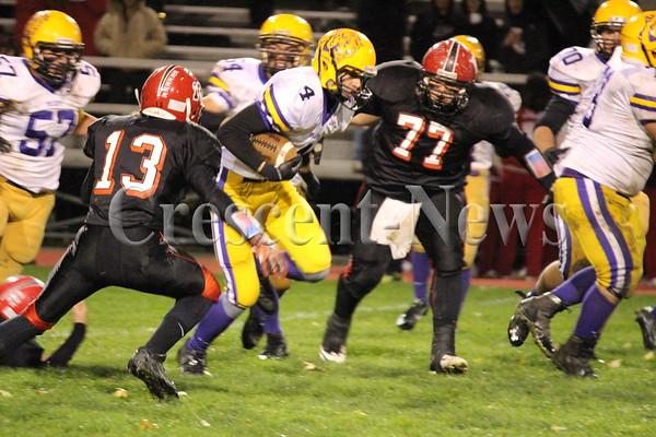 10-31-14 Sports Holgate @ Hicksville FB