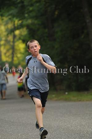 Week 2 One Mile Run