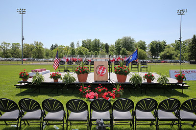 6/1/2014 - High School Graduation (Before Ceremony)