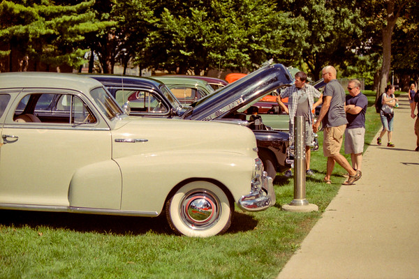 Golden Memories Historic Car Show Film
