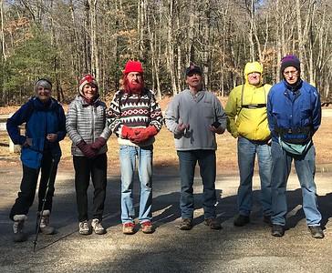 February 19 Wednesday Hike