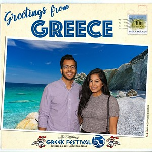 October 04, 2019 - Greek Festival Houston 2019 Day 2