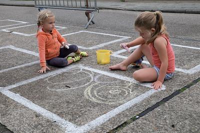 Straattekenwedstrijd Biest 2014