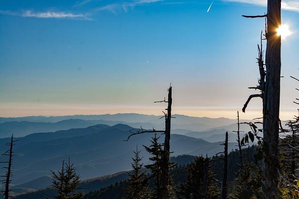 The Great Smokey Mountains (2011-10)