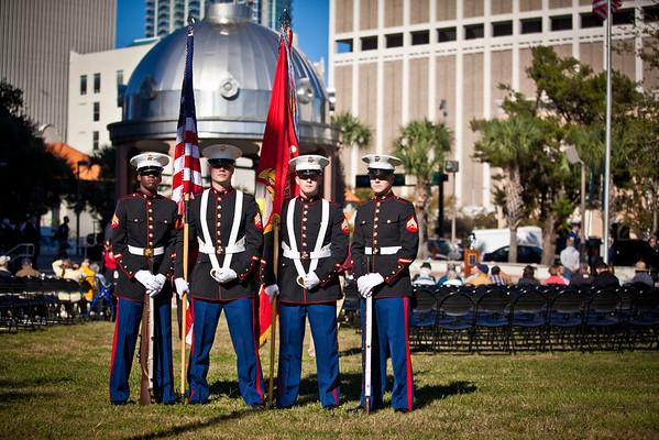 2012 Veterans Day
