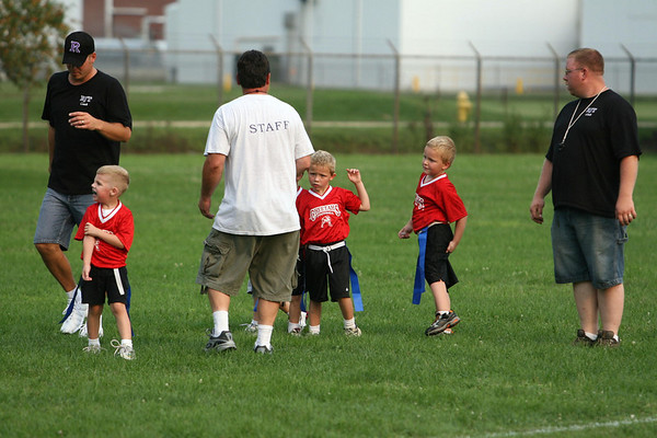 2007 ROCHELLE FLAG FOOTBALL