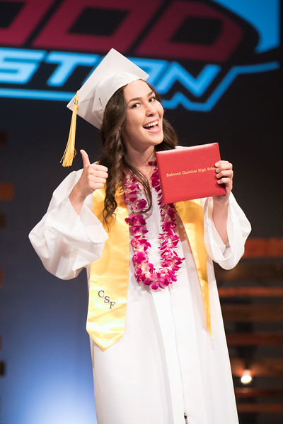 RCS 2017 High School Graduation