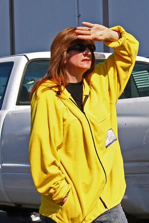 Homeless Outreach - April 2009