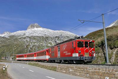 MGB Matterhorn-Gotthard-Bahn