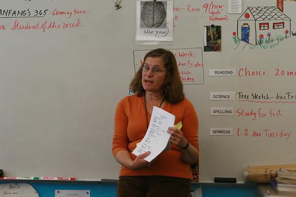 SeaCrest Teachers & AJ Tree Oct 07