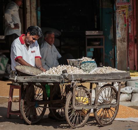 Sanganer Market