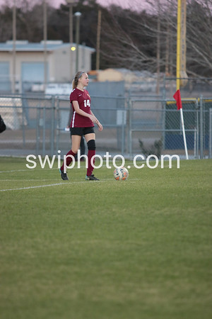 18-01-15 JV Girls Soccer