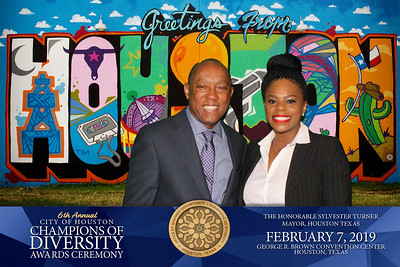 February 07, 2019 - 6th Annual Champions of Diversity Awards Ceremony