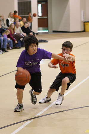 Andy's Basketball Tournment