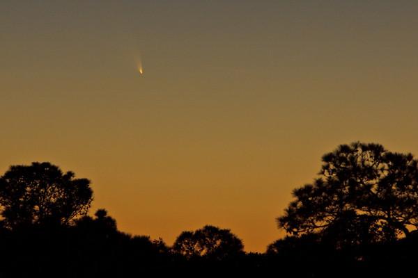 03/13/2013 - PANSTARRS Comet